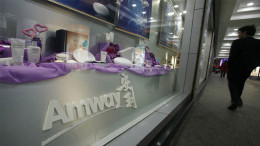 Amway Asia Doing Well