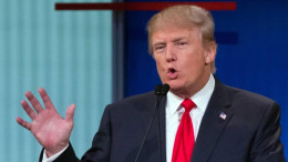 Donald Trump TV Personality, Presidential Candidate