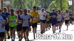 Usana 5K Run