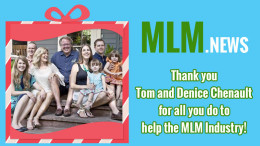 Tom and Denice Chenault Help the MLM Industry