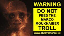 Marco Moukhaiber Internet Troll
